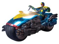 Judge Dredd One:12 Collective Judge Dredd with Bike PX Previews Exclusive