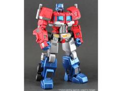 Hero of Steel 01 - Optimus Prime