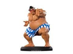 Street Fighter E. Honda 1/4 Scale Statue