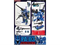 PA-03 Master Weapon Set