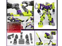 PC-06 Perfect Combiner Upgrade Set