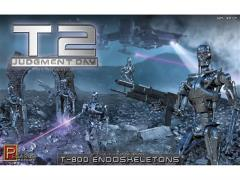 1/32 Scale T-800 Endoskeletons Model Set