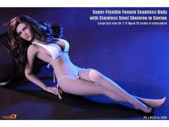 Super-Flexible 1/6 Scale Seamless Female Body (Suntan Big Bust 2.0)
