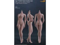 Super-Flexible 1/6 Scale Seamless Female Body (Suntan Large Breast)