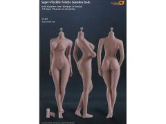 Super-Flexible 1/6 Scale Seamless Female Body (Suntan Large Breast 03)