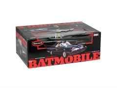 Batman Classic 1966 TV Batmobile Model Kit With Batman & Robin