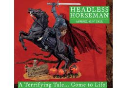 The Headless Horseman Model Kit