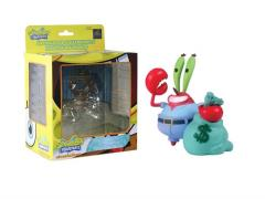 Spongebob Squarepants Mini Figure World Wave 04 - Mr. Krabs