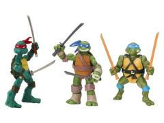 TMNT Evolution Three Pack Exclusive - Leonardo