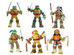 "TMNT Deluxe 11"" Figure Assortment Case of 6"