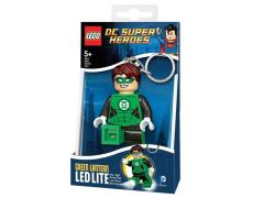 DC LEGO LED Key Light - Green Lantern