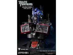 Transformers: Dark of The Moon Optimus Prime (Final Battle Ver.) Bust