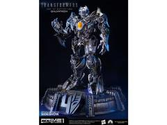 Transformers: Age of Extinction Museum Masterline Galvatron Statue