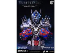 Transformers: Age of Extinction Optimus Prime Bust