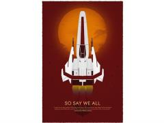 BSG 10th Anniversary Art Print