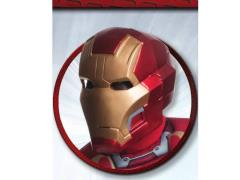 Avengers: Age of Ultron Adult Sized Two Piece Deluxe Iron Man Mark XLIII Mask