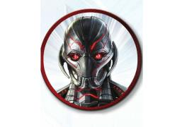 Avengers: Age of Ultron Adult Sized Movable Jaw Latex Ultron Mask