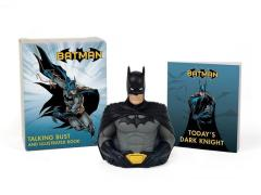 Batman Talking Bust & Illustrated Book Kit