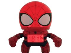 Marvel Bulb BotzAlarm Clock - Spider-Man