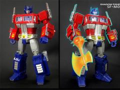 SF-M02B - Arm & Ax Upgrade - U.S. Version