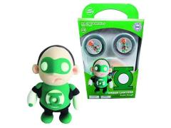 Super Dough Do-It-Yourself Modeling Kit - Green Lantern