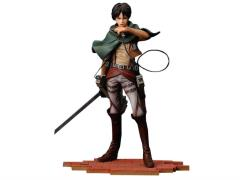 Eren Yeager 1/8 Scale Brave-Act Figure