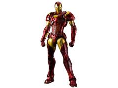 Marvel RE:EDIT #02 Iron Man Extremis Armor Figure