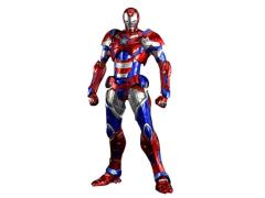 Marvel RE:EDIT #03 Iron Patriot Figure