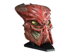 Ceremonial Predator Mask Prop Replica