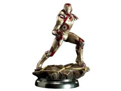 Iron Man 3:  Iron Man Mark XLII 1/4 Scale Maquette