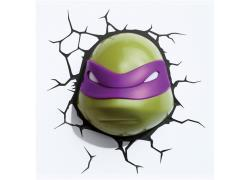 TMNT 3D Deco Light - Donatello