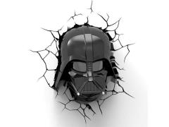 Star Wars 3D LED Wall Decal Limited Edition - Darth Vader (LE 1000)