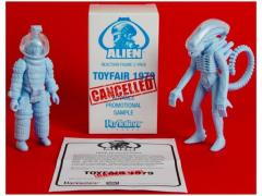 Super 7 Alien ReAction Figure - Big Chap & Kane - Unpainted Exclusive