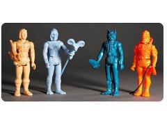 MOTU ReAction Prototype Figure Four Pack SDCC 2015 Exclusive
