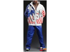 1/6 Scale Basketball Jacket & Pants Set
