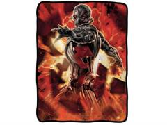 "Avengers: Age of Ultron 45"" x 60"" Fleece Blanket - Ultron"