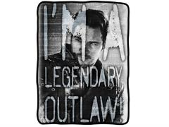 "Guardians of The Galaxy 45"" x 60"" Fleece Blanket - Outlaw"