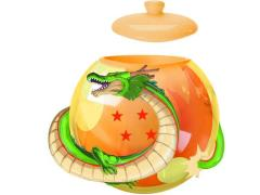 Dragon Ball Z Shenron Cookie Jar