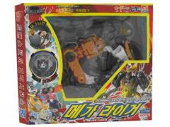 Transformers: Galaxy Force GC-16 Ligerjack (Korean Box)