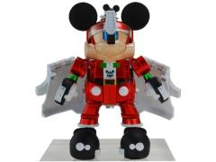 Mickey Mouse Transformer - Exclusive Chromed Christmas Version
