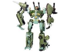 Transformers United EX Combat Master Prime Mode