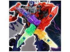 Arms Micron Exclusive - Rainbow Shield Clear Yellow Blade