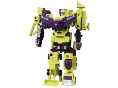 Transformers Encore #20A Devastator (Anime Color) Gift Set