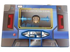 Transformers Masterpiece MP-13 Soundwave Collector Coin