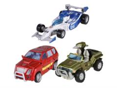 Transformers Henkei Classic Thrilling 30 Autobot Specialists Three Pack