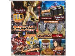 Attack on Titan Chisaheitai Capsule Collection Part 02 - Random Single