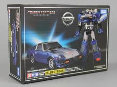 MP-18B Masterpiece Bluestreak With Collector Coin