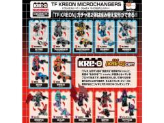 Transformers KRE-O Kreon Capsule Microchanger Bag of 40 Figures