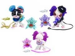 Pinkie Cooper Jet Set Pet Collection - Set of 3
