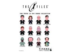 The X-Files Titans The Truth Is Out There Mini Figure - Box of 20